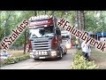 Download Scania R500 V8 Topline ″Falusi Gyerök″ Szakács Trans w/ straight pipe Video