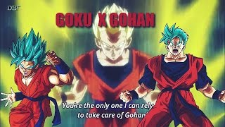 Download Dragon Ball Super Episode 90-92 Spoilers ″Goku x Gohan″ Video