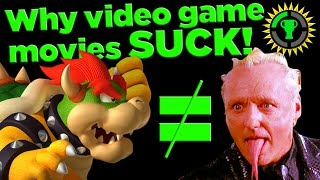 Download Game Theory: Why Video Game Movies SUCK! Video