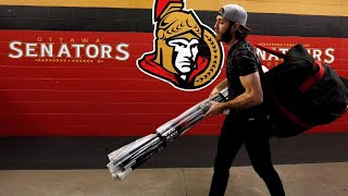 Download Hoffman trade creates hope that Karlsson stays with Senators? Video