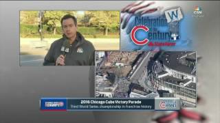 Download Chicago Cubs 2016 World Series Parade Video