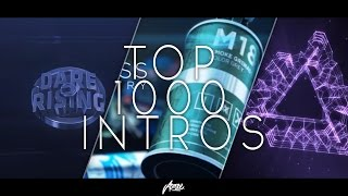 Download TOP 1000 INTROS! Video