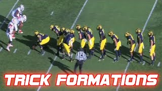 Download Craziest Trick Play Formations in Football History Video