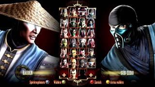 Download Mortal Kombat 9 All Fatalities / Finishing Moves Video