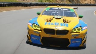 Download BMW M6 GT3 Racecar and Turner Tuned M6 - /TUNED Video