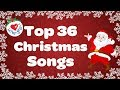 Download Top 36 Popular Christmas Songs and Carols Playlist 2016 🎅 Video