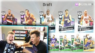 Download DRAFT GODS! INSANE 90 RATED DRAFT CHALLENGE WITH JESSER! Video