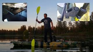 Download Ideas to Matter 3D Print for Kayak Video
