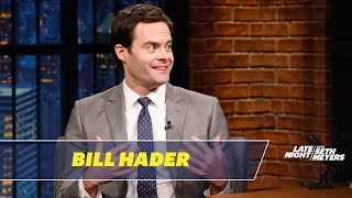 Download Bill Hader on Playing a Hit Man Who Wants to Be an Actor Video