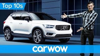 Download New Volvo XC40 SUV 2018 - not quite what you'd expect? | Top 10s Video