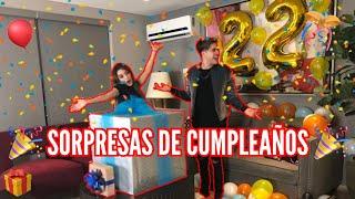 Download LE REGALO EL IPHONE X A JUAN POR SU CUMPLEAÑOS / JUKILOP Video