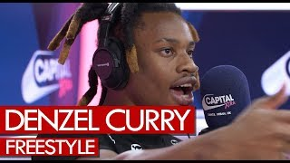 Download Denzel Curry freestyle! Goes hard on Scarface & Wu Tang beats (4K) Video