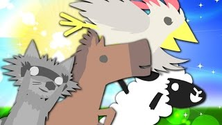 Download HORRIBLE ADORABLE BETRAYAL | Ultimate Chicken Horse Video