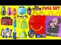Download Hotel Transylvania 3 McDonald's Happy Meal Toys Video