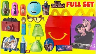 Download Hotel Transylvania 3 McDonald's Happy Meal Toys with Baby Dennis, Mavis & Johnny Video