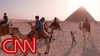 Download The Great Pyramid's newest mystery - 360 Video Video