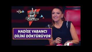 Download O Ses Türkiye - Hadise Yine Yabancı Diliyle Döktürdü! Video