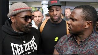 Download 5 MILLION? - DILLIAN WHYTE & DERECK CHISORA HAVE IT OUT -& AGREE DEAL FOR FIGHT! (FEAT. EDDIE HEARN) Video