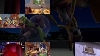 Download (Toy Story) Woody - ″You Are A Toy!″ - Sparta Nameless Mix Video