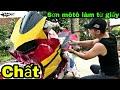 Download Khi Ducati Exciter bằng bìa giấy LÊN MẦU 😲 thử đi tán TRÂM ANH cho chất |Cái kết Bất Ngờ | BOM TV Video