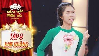 Download Thách thức danh hài 4 |tập 9: Cô gái ẵm 100 triệu nhờ khiến Trường Giang, Trấn Thành ″ôm bụng″ Video