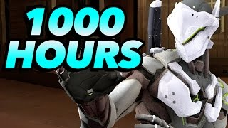 Download What 1000 Hours of Genji Experience Looks Like - Overwatch Video