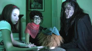 Download A very scary sleepover Video