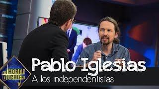 Download Pablo Iglesias a los independentistas: ″Cataluña no sois vosotros y España no es Abascal y Casado″ Video