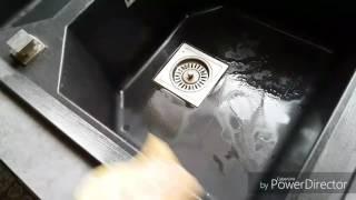 Download Évier noir, astuce pour redonner sa couleur d'origine à son évier. Video
