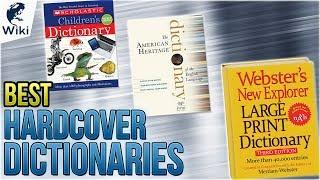 Download 7 Best Hardcover Dictionaries 2017 Video