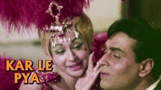 Download Kar Le Pyar - Old Cabaret Songs | Helen | Asha Bhosle | 60's Hits | Talash Video