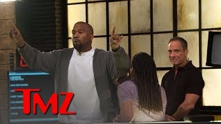 Download Kanye West Stirs Up TMZ Newsroom Over Trump, Slavery, Free Thought | TMZ Video