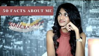 Download 50 Facts About Me | Stella Ramola | Just Being Real Video