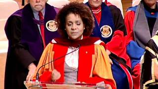 Download University of Calgary Honorary Degree for The Right Honourable Michaëlle Jean Video
