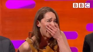 Download Emilia Clarke on her Game of Thrones husband - The Graham Norton Show: Episode 11 - BBC One Video