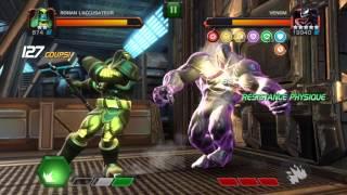 Download Marvel Tournoi des Champions Trucs et Astuces #2 ″Bonne nuit Venom″ Video
