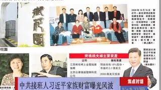 Download 焦点对话: 习近平家族财富曝光有何内情? Video