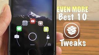 Download Best 10 Free Cydia Tweaks for iOS 9.3.3 jailbreak Video