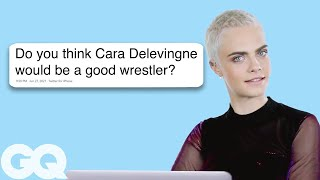 Download Cara Delevingne Goes Undercover on Twitter, YouTube, and Reddit | Actually Me | GQ Video
