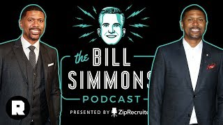 Download Jalen Rose on LeBron, the Kardashians/Jenners As NBA Scouts, and More | The Bill Simmons Podcast Video