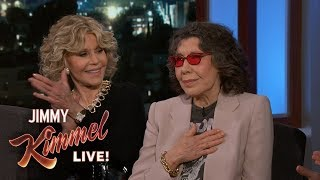 Download Lily Tomlin & Jane Fonda on Their Friendship, Porno Movies & Richard Pryor Video