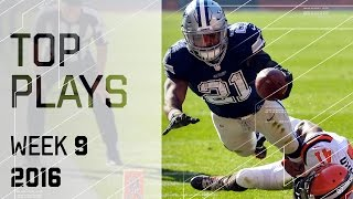Download Top Plays (Week 9) | NFL Video