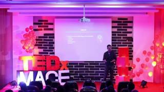 Download Rebel with a Cause | Ajay Ikkurthi | TEDxMACE Video