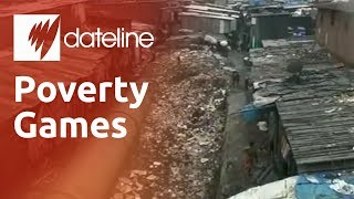 Download A look inside Delhi's slums during Commonwealth games preparation Video
