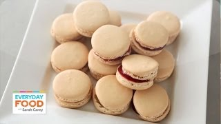 Download Cookie Recipe - Easy French Macarons - Reader Request Week - Everyday Food with Sarah Carey Video
