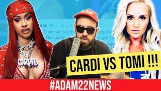 Download Cardi B vs Tomi Lahren! Juice Wrld Sued! Drake slides in the wrong DMs! & More Video