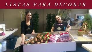 Download Como decorar el árbol de Navidad Ideas para poner el listón y las esferas Video