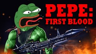 Download Pepe First Blood Video