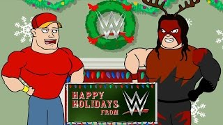 Download Happy Holidays from WWE Video