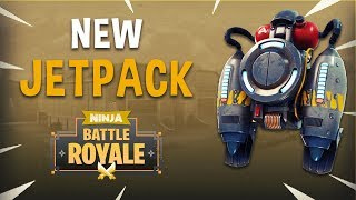 Download New Jetpack! - Fortnite Battle Royale Gameplay - Ninja Video